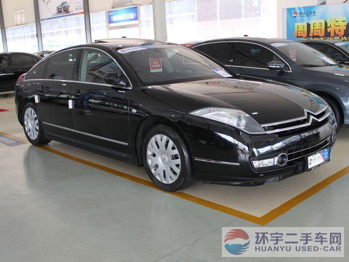 雪铁龙 - c6(进口)-【重庆二手车 二手车收购 重庆车
