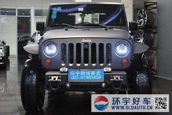 jeep - 牧马人